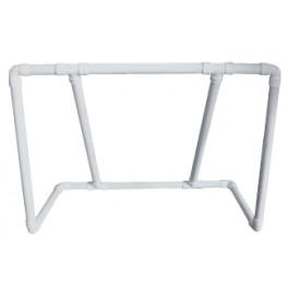 Ud. Portería multiusos PVC reforzado 100x65 cm.