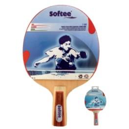 "Ud. Raqueta tenis de mesa agarre chino Softee ""T106"""