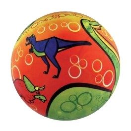 Ud. Pelota PVC Dinosaurio 0-6 años