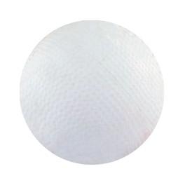 Ud. Pelota PVC Blanca 0-6 años
