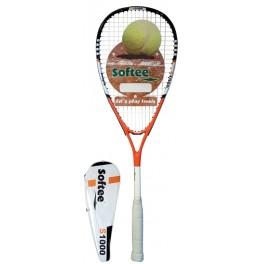 Ud. Raqueta de Squash Softee S1000 Panther