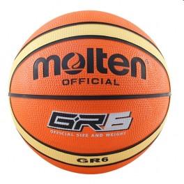 Ud. Balón de Baloncesto Molten BGR talla 6