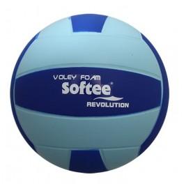 Ud. Balón de Voleibol Softee REVOLUTION Azul