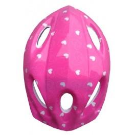 Ud. Casco Infantil Softee 54 color rosa