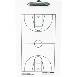 Ud. Carpeta táctica veleda blanca baloncesto