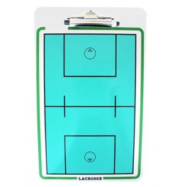 Ud. Carpeta táctica PVC/ABS reversible Lacrosse
