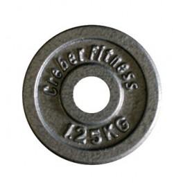 Ud. Disco de hierro con agarre 1,25 kg.