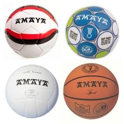 Pack de balones Amaya para colegios