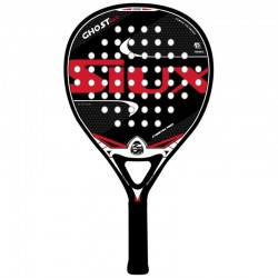 Ud. Pala de Padel Siux Ghost Red
