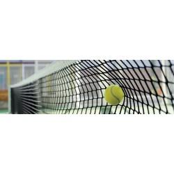 Red de Tenis sencilla 2 mm. Polietileno