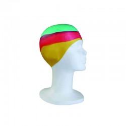 Ud. Gorro Natación de Silicona Multicolor Surtido