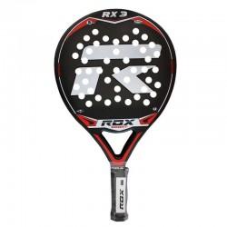 Ud. Pala de Padel Rox RX3 Carbono