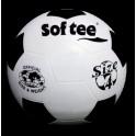 Ud. Balón fútbol 7 Softee caucho liso TRAINIG I