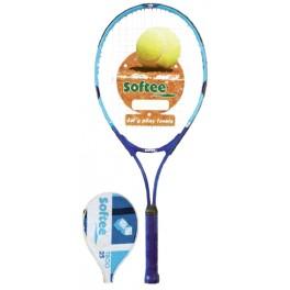 "Ud. Raqueta tenis Softee T800 Rowing Jr. 25"""