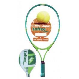 "Ud. Raqueta tenis Softee T600 Protouch Jr. 21"""