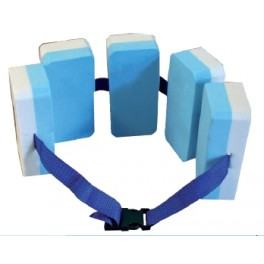 Ud. Cinturón aprendizaje plastazote 5 elementos