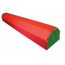 Ud. Barra equilibrio espuma 200x30x25 cm.