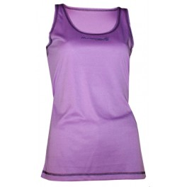 Ud. Camiseta Mujer Running Bolt Runaway Violeta