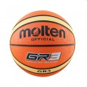 Ud. Balón de Baloncesto Molten BGR talla 3