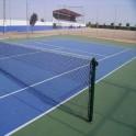 Ud. Red de tenis malla doble completa