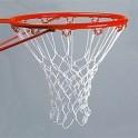 Jgo. Redes basket 3,5 mm. polipropileno