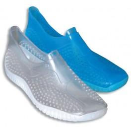 Zapatillas de silicona para piscina