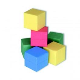 Juego cubos flotantes