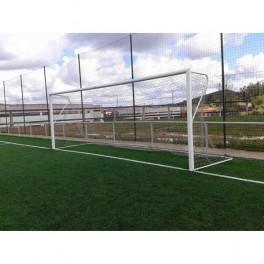 Jgo. Bases Porterías Fútbol 11 para Recogida de Red