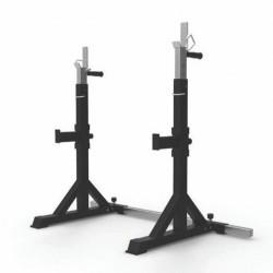 Squat rack ajustable