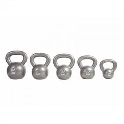 Juego 6 Kettlebells Cast Iron de 4 a 20 kg.