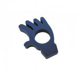 Ud. Minitapiz pequeño con forma de mano