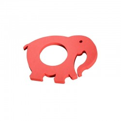 Ud. Minitapiz mediano con forma de elefante
