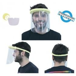 Pantalla facial protectora modelo 4