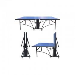Mesa de Tenis de Mesa interior MOJAVE negro/azul