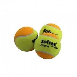 Bolsa 3 Pelotas Softee De Beach Tennis