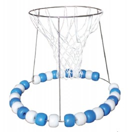 Ud. Basket flotante acero inoxidable